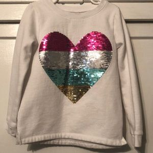 Carters girls sweater/pullover